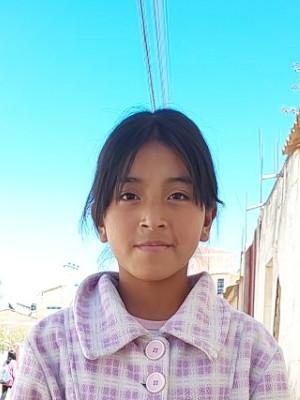 Portrait of Yanelin