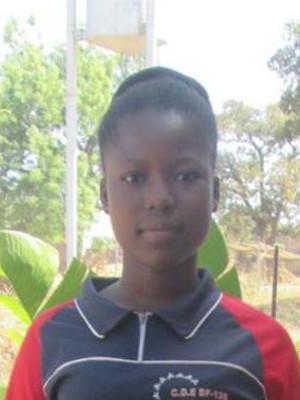 Portrait of Aminata