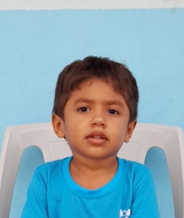 Portrait of Natanael