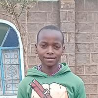 Apadrina Brian (Kenia)