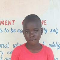 Apadrina Benson (Kenia)