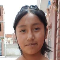 Adozione a distanza: Lizeth (Bolivia)