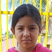 Apadrina Grissel (Bolivia)