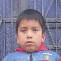 Apadrina Erik (Peru)