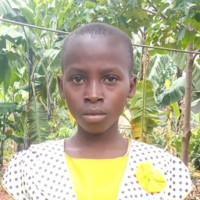 Sponsor Aline (Ruanda)