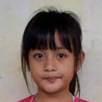 Adozione a distanza: Cia (Indonesia)