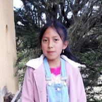 Adozione a distanza: Nayeli (Equador)