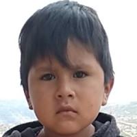 Apadrina Jhon (Bolivia)