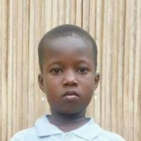 Apadrina Angele (Togo)