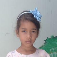 Adozione a distanza: Ravyla (Brasile)