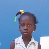 Adozione a distanza: Roodnaline (Haiti)