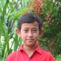 Adozione a distanza: Steven (Indonesia)