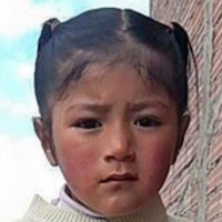 Adozione a distanza: Jasmin (Bolivia)