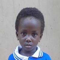 Adozione a distanza: Abigael (Togo)