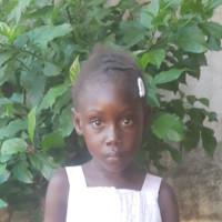 Adozione a distanza: Nephtalia (Haiti)