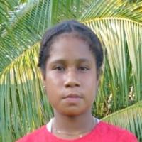 Adozione a distanza: Naomi (Indonesia)