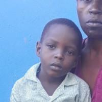 Adozione a distanza: Djivensky (Haiti)