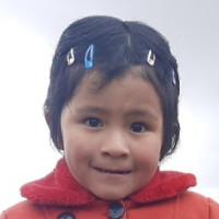 Apadrina Lizandra (Bolivia)