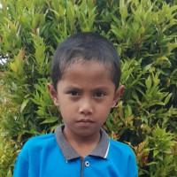 Adozione a distanza: Marsel (Indonesia)