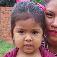 Adozione a distanza: Jhadciely (Bolivia)