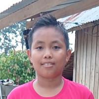 Adozione a distanza: Riel (Indonesia)