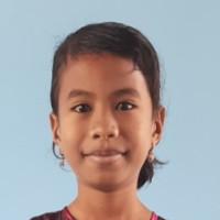 Adozione a distanza: Enjel (Indonesia)