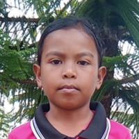 Adozione a distanza: Ayu (Indonesia)