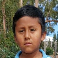 Adozione a distanza: Neymar Giovanny (Bolivia)