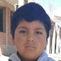 Adozione a distanza: Victor Manuel (Bolivia)
