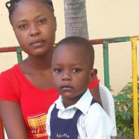 Apadrina John (Haiti)