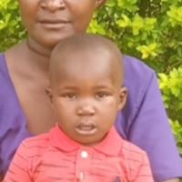 Apadrina Anold (Uganda)