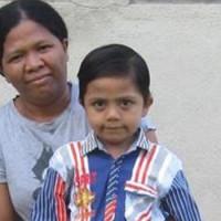 Adozione a distanza: Chan (Indonesia)