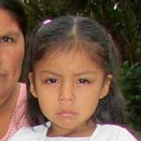 Apadrina Nayeli (Bolivia)