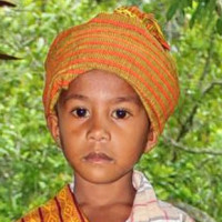 Adozione a distanza: Gisan (Indonesia)
