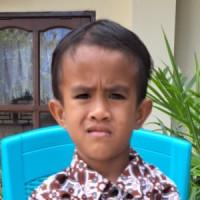 Adozione a distanza: Gabriel (Indonesia)