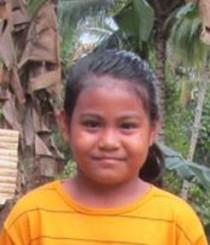 Lovely Angela Makanaung
