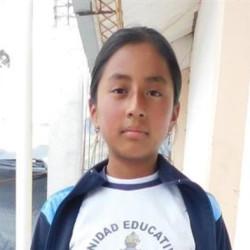 Shirley Naomi Sanchez tituaña