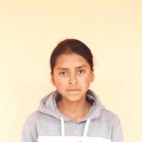 Apadrina Marjorie (Ecuador)