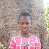 Apadrina Olivia (Togo)