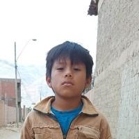 Apadrina Jhoel (Bolivia)