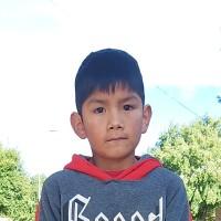 Apadrina Daniel Brayan (Bolivia)