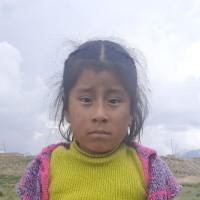 Apadrina Ross Angela (Bolivia)