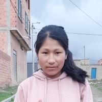Apadrina Sherly (Bolivia)