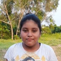 Apadrina Mayra (Messico)