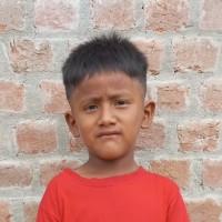 Apadrina Antony (Peru)