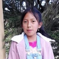 Adozione a distanza: sostieni Nayeli (Equador)