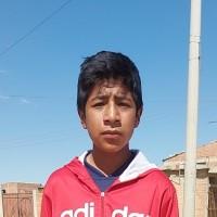 Adozione a distanza: sostieni Ronald (Bolivia)