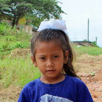 Apadrina Samanta (Mexico)