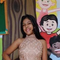 Apadrina Raykelly (Brasile)