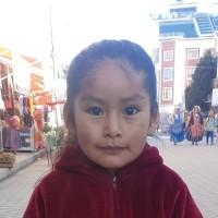 Apadrina Leydi (Bolivia)